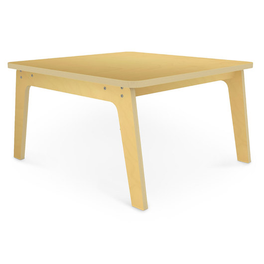 Whitney Plus Square Table - 35 in. L x 35 in. W x 20 in. H