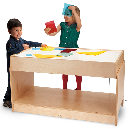 Whitney Brothers® Big, Big Light Table