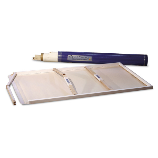 Genie Canvas™ Collapsible Canvas - 24 in. x 72 in.