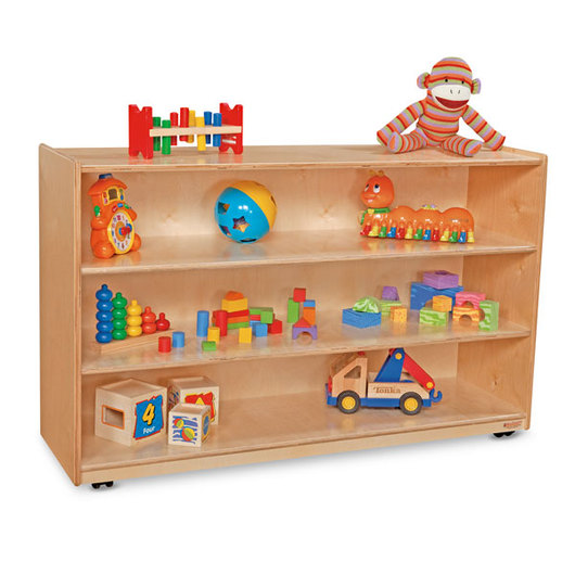Wood Designs™ Shelf Storage