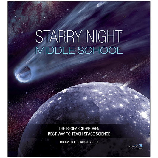 Starry Night Space Science Curriculum - New Version 7 - Grades 5-8