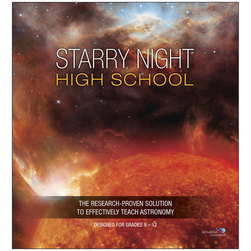 Starry Night Space Science Curriculum