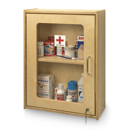 Whitney Brothers® Medicine/First Aid Wall Cabinet
