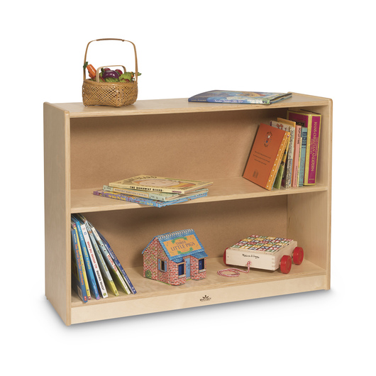Whitney Brothers® Space Saver Bookcase