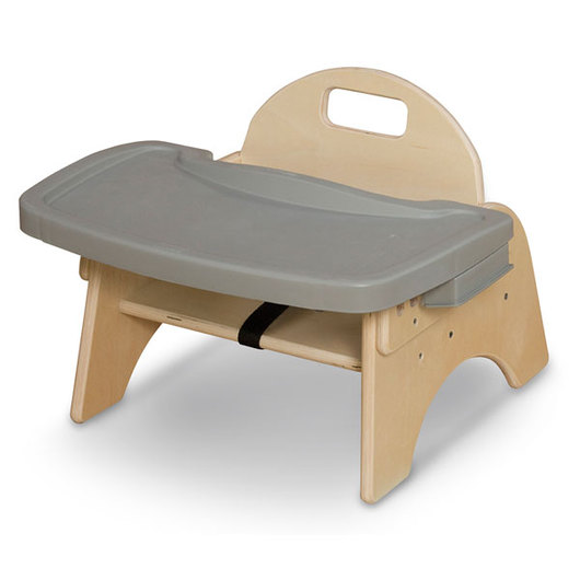 Wood Designs™ 5 Seat Height Woodie with Adjustable Tray