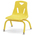 Berries® Stacking Chair - Yellow - 8 in. H Seat