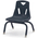 Berries® Stacking Chair - Navy - 8 in. H Seat