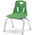 Berries® Stacking Chair - Green - 12 H Seat