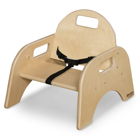 Wood Designs™ 5 Seat Height Woodie with Removable Seat Belt