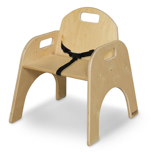 Wood Designs™ 11 in. Seat Height Woodie with Removable Seat Belt