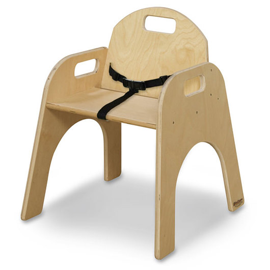 Wood Designs™ 13 in. Seat Height Woodie with Removable Seat Belt