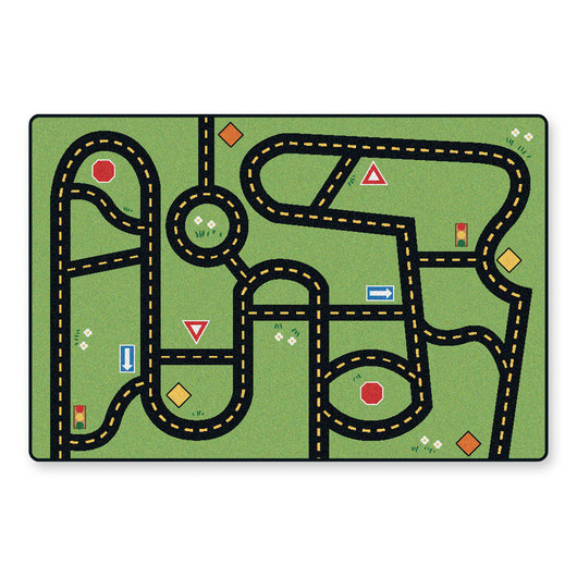 Drive & Play Accent Rug - Rectangle - 2 ft. 8 in. x 4 ft.