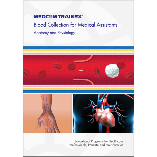 Blood Collection for Medical Assistants Series: Anatomy and Physiology DVD
