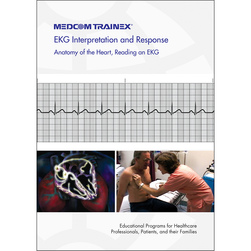 EKG Interpretation and Response: Anatomy of the Heart, Reading an EKG DVD