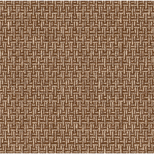 Flagship Carpet - All-Over Weave, Tan, 5 ft. 10 x 8 ft. 4