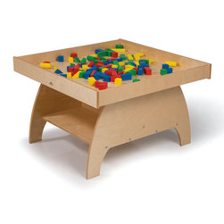 Whitney Brothers Big, Wide Discovery Table