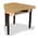 Wood Designs® Synergy High Pressure Laminate Deep Desk - 24 in. x 30 in. with 12 in.-17 in. Adjustable Legs