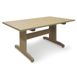 Art Table with HPL Top