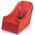 Infant Seat - 25 in. L x 13 in. W x 11-3/4 in. H - Red