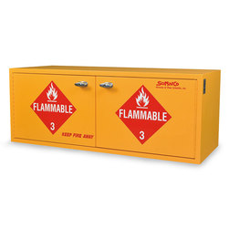 SciMatCo Flammables Modular Stacking Cabinet
