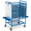 Mobile Drying Rack - Blue