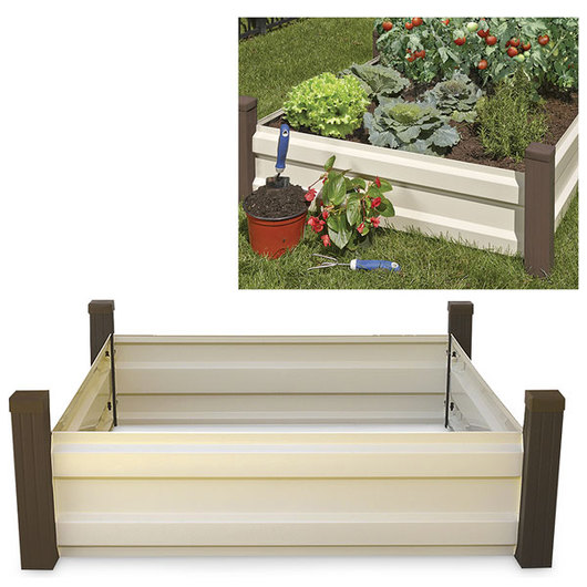 Spacemaker® Raised Bed Garden - 4 ft. x 4 ft.