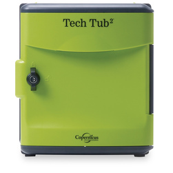 Premium Tech Tub2®, for 6 Devices without USB Hub