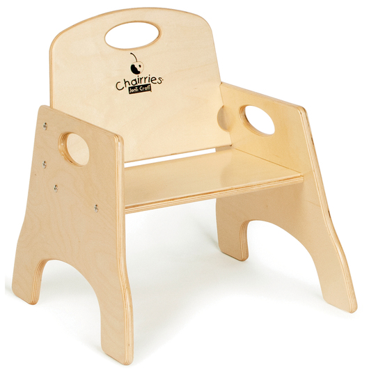 Jonti-Craft® Chairries® - 7 in. Seat Height - 16 in. W x 18-1/2 in. D x 15-1/2 in. H
