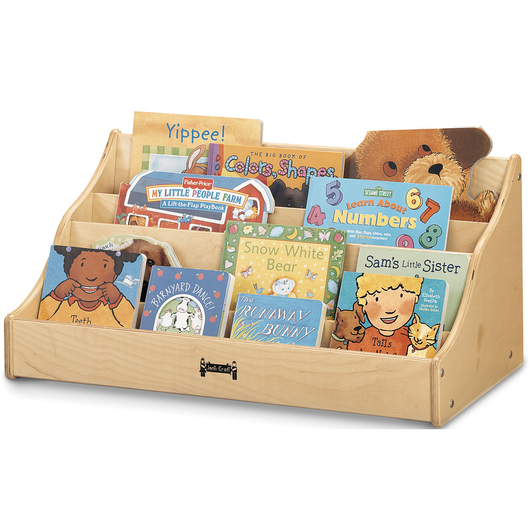 Jonti-Craft® Tiny Tots Pick-a-Book Stand - 30 in. W x 15-1/2 in. D x 14 in. H