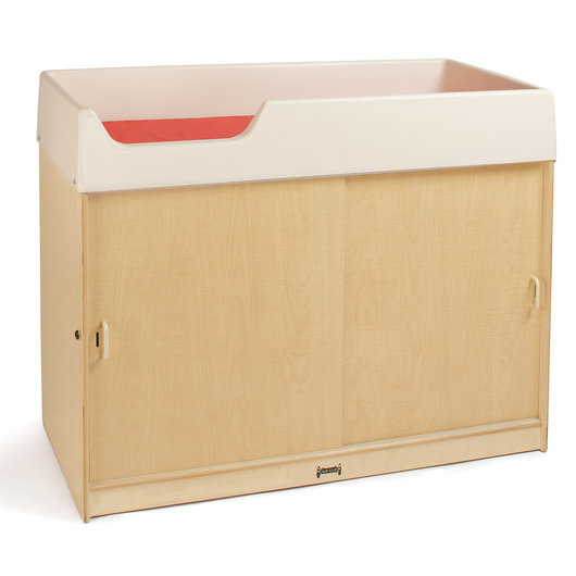 Jonti-Craft® Changing Table - 48-1/2 in. W x 23-1/2 in. D x 38 in. H