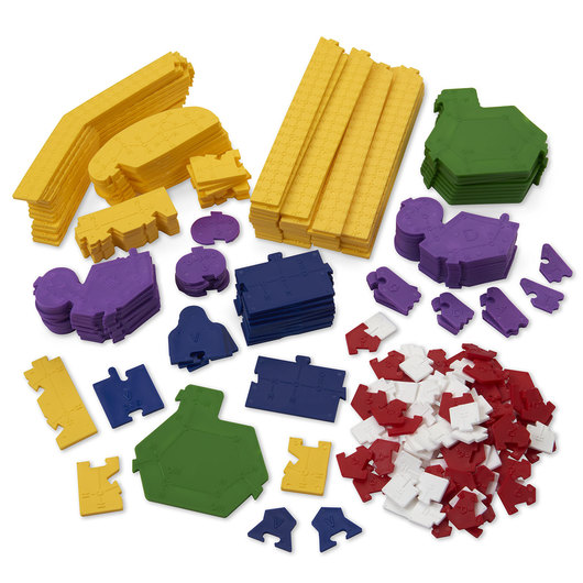 Molecular Puzzles - Family/Home Kit