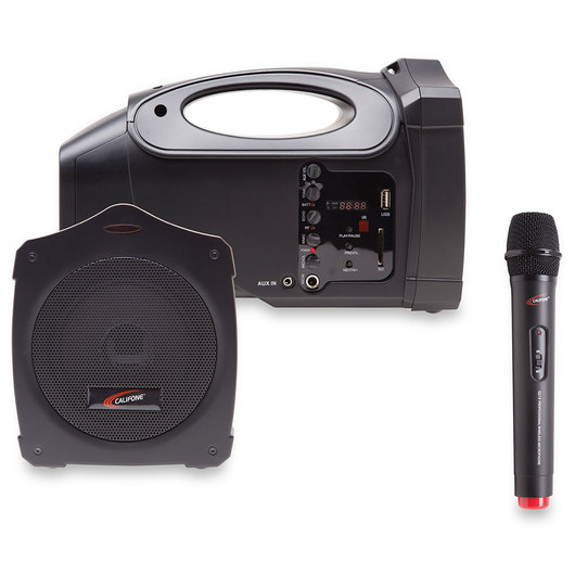 Califone® Wireless Megaphone