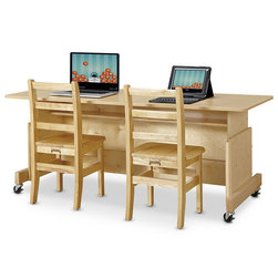 Jonti-Craft™ Apollo Double Computer Desk
