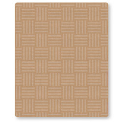 Flagship Carpets® Tone on Tone Hash Tag™ Texture Solids® Carpets - Almond - 10 ft. 9 in. x 13 ft. 2 in.