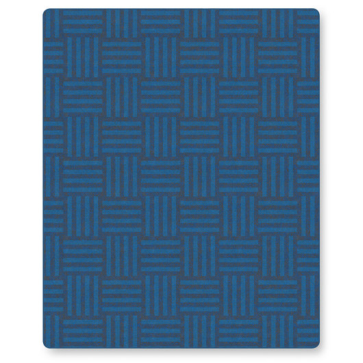 Flagship Carpets® Tone on Tone Hash Tag™ Texture Solids® Carpet - Blue - 10 ft. 9 in. x 13 ft. 2 in.
