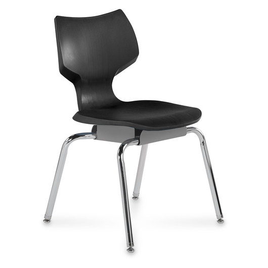 Flavors Noodle Chair - Black