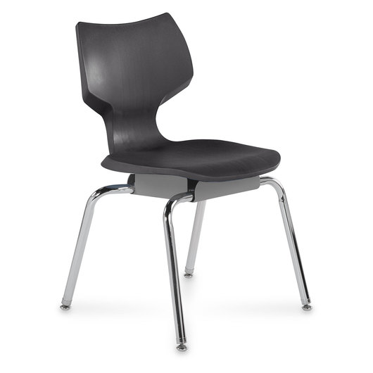 Flavors Noodle Chair - Charcoal