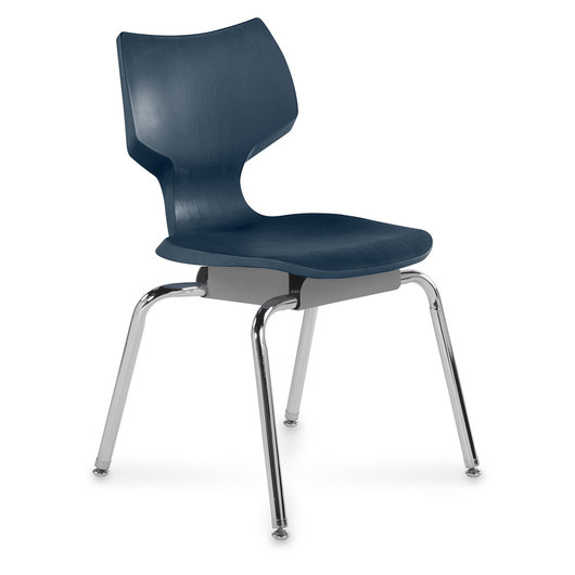 Flavors Noodle Chair - Navy Blue