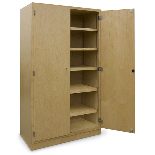 Large Capacity Project Storage Cabinet