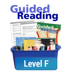 Common Core Guided Reading Essentials Collection - Grade 1 - Reading Level F