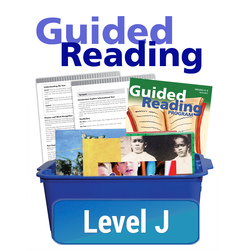 Common Core Guided Reading Essentials Collection - Grades 1-2 - Reading Level J