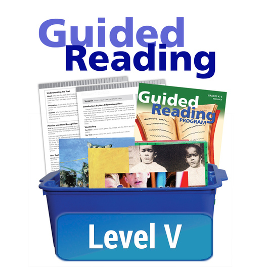 Common Core Guided Reading Essentials Collection - Grades 5-6 - Reading Level V