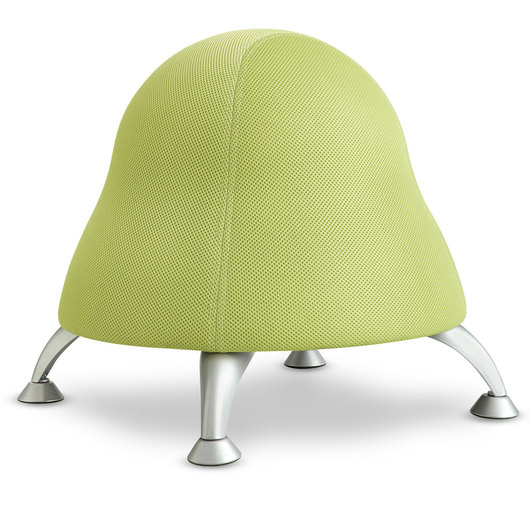 Ball Chair - 17 in. H x 12 in. dia. - Sour Apple Green