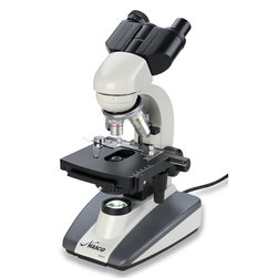 Nasco High School Microscope - Focusing: Coaxial