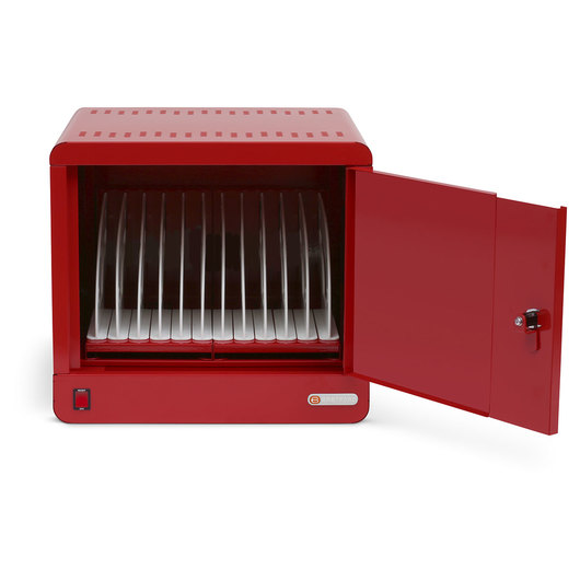 CUBE™ Micro Station - Red