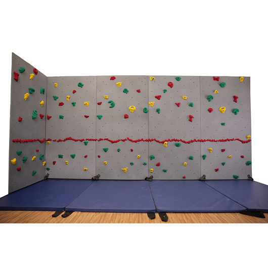 River Rock™ Traverse Wall® Complete Packages - 5 Panels