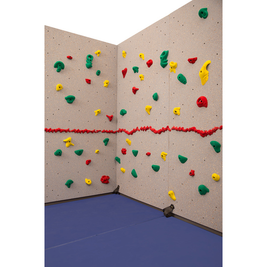 Standard Wall™ Traverse Wall® Packages Without Mats and Cordless Mat Locking® System - 10 Panels