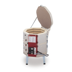 SKUTT Ceramic Kiln with Touchscreen Controller - Model KMT-813-3-30A - 240V 1 Phase