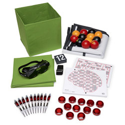 Fatal Vision® Marijuana Simulation Experience Starter Kit with 1 Pair of Goggles