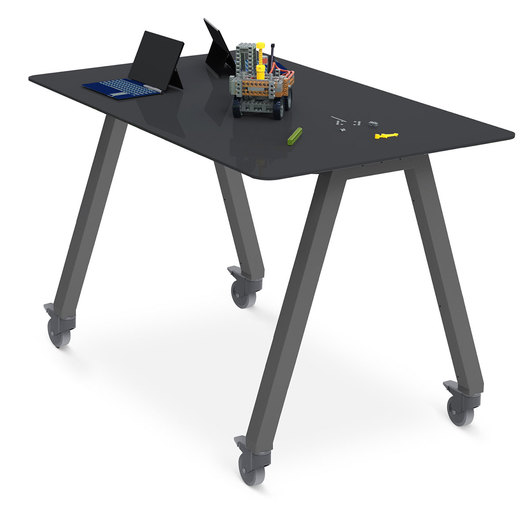 Planner Studio Table - 60 in. W x 40 in. H x 36 in. D - Trespa® TopLab PLUS® Top